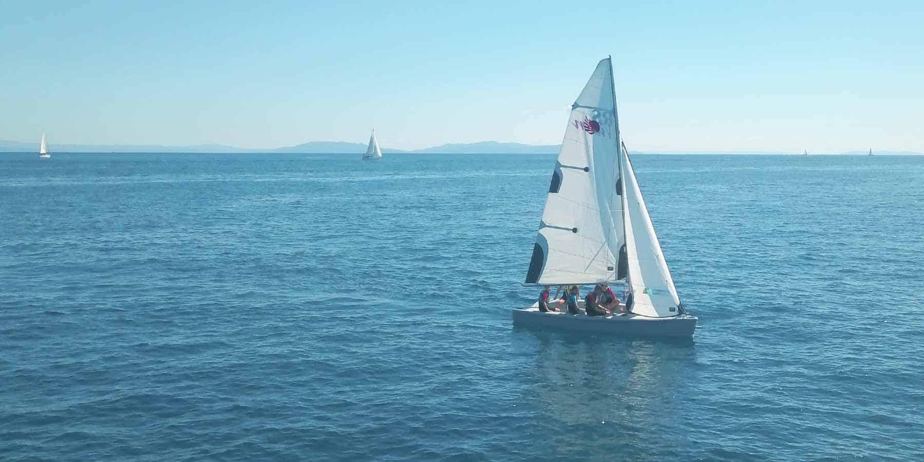corsi barca a vela deriva